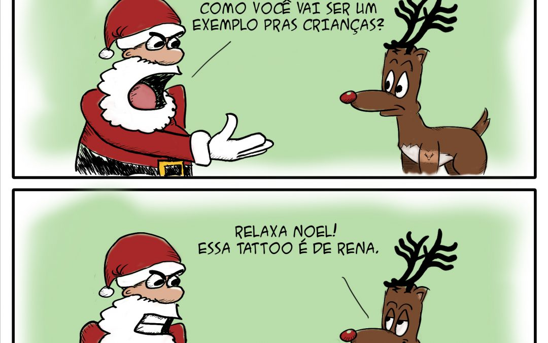 Rebeldia no Natal #CC062