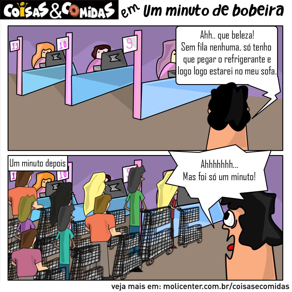 Um Minuto de Bobeira #CC027
