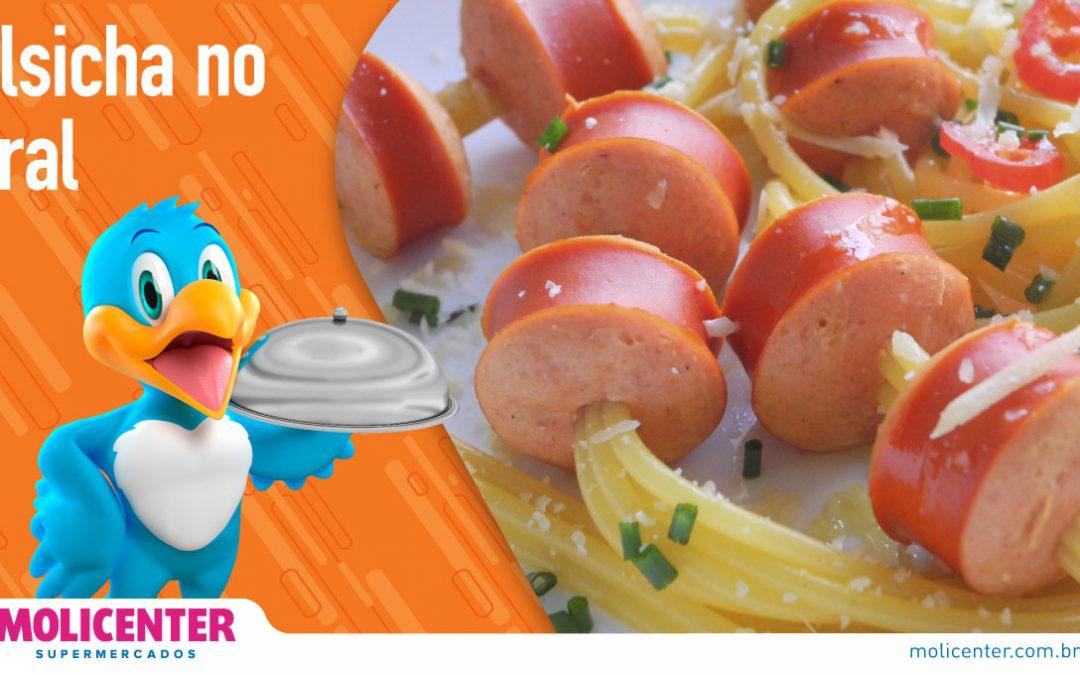 Salsicha no Varal